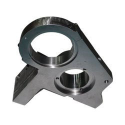 Precision Machined Component Job Work