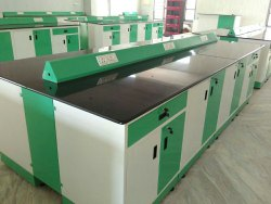 Silver Physics Lab furnitures