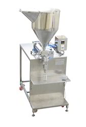Kahan Chyawanprash Filling Machine, Capacity: 10 Gm To 1000 Gm
