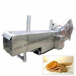 Baked Chapati Making Machine