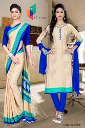 Uniform Saree Salwar