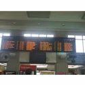 Led Departure Board
