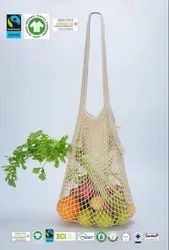 Gots  Organic Cotton Cutlery Bag