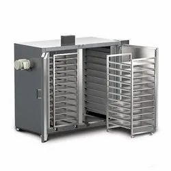 Electric Tray Dryer (Static)- 12 Tray