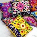 Uzbek Suzani Cushion Cover