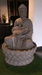 Fiber Glass Home Fountain