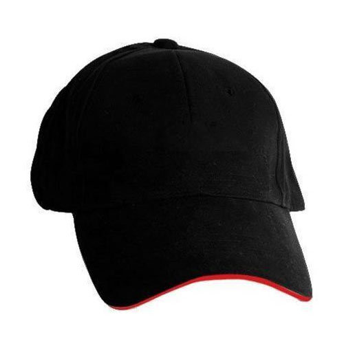 4075c635e59 Black Cotton Men Caps