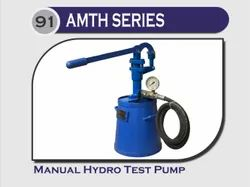 Manual Hydraulic Test Pump