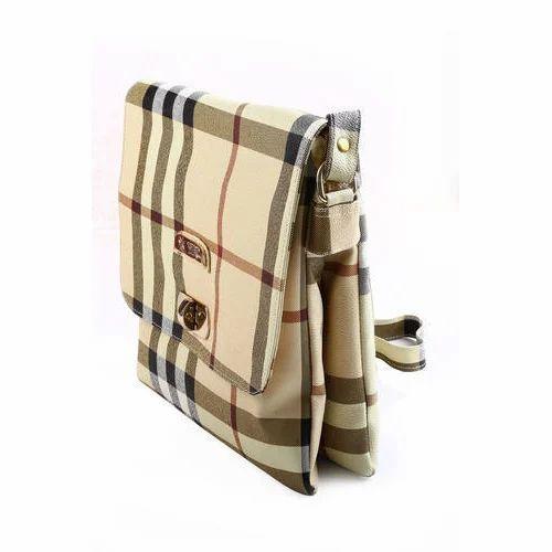 YBC Rexine Designer Side Bag 45d287bc638df
