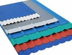 Aluminium Color Coated Corrugated Sheet