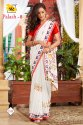Palash Vol-8 Latest Linen Sarees