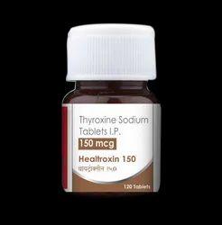 Healtroxin 150mcg - Thyroxine
