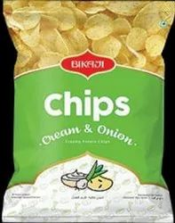 Classic Cream And Onion Chips