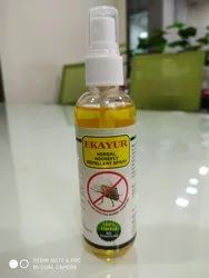 Ekayur Herbal House Fly Repellent Spray