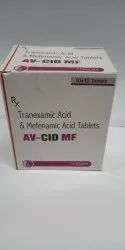 Tranexamic Acid & Mefenamic Acid Tablets