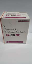 Tranexamic Acid & Mefenamic Acid Tablets