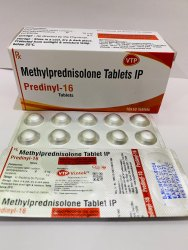 Methylprednisolone Tabelts IP