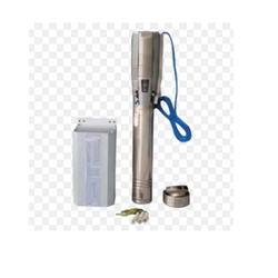 1HP Solar Submersible Pump