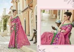 Shreyans Fashion Nakshatra Silk Saree