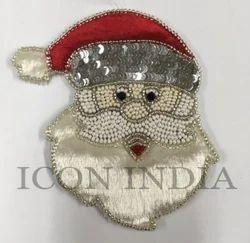 Handmade Christmas Santa Claus Hanging