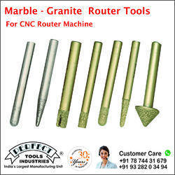 Marble -granite Tools Cnc Router