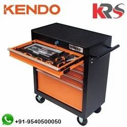 113 pcs Tool Trolley with Tools