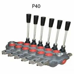 P40 Hydraulic Mobile Control Valve