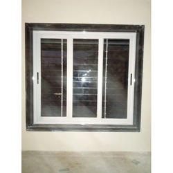 Grill Sliding Window
