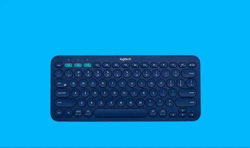 Black Logitech K380 Multi-Device Bluetooth Keyboard   ID