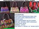 Gujarati Traditional Clutch Purse - Girls Special