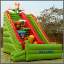 Inflatable Slide Bouncer