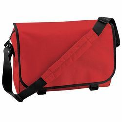 Red Courier Delivery Bag