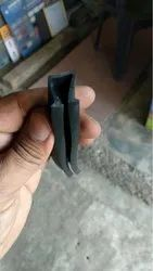 SS Slotted Pipe Rubber