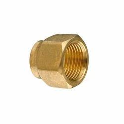 Hexagonal Brass Olive Nut