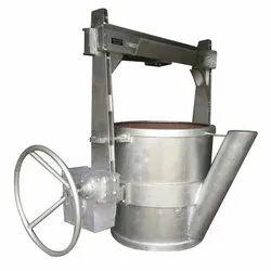 Cast Iron Tea Spout Pouring Ladle