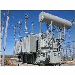 Transformer Erection Service