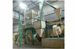 Automatic Cattle Feed Production Machine