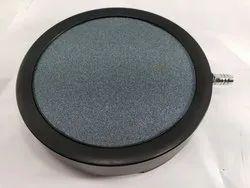 6 Dia Flat Round Carborandum Air Stone