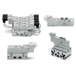 Camozzi E Series Valves And Solenoid Valves
