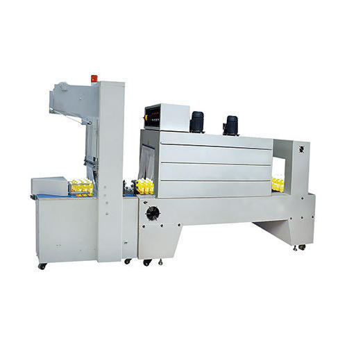 Allpack Engineers Semi Automatic Shrink Wrapping Machine, Rs 260000 /unit |  ID: 9259111112