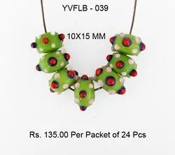 Lampwork Fancy Glass Beads - YVFLB-039