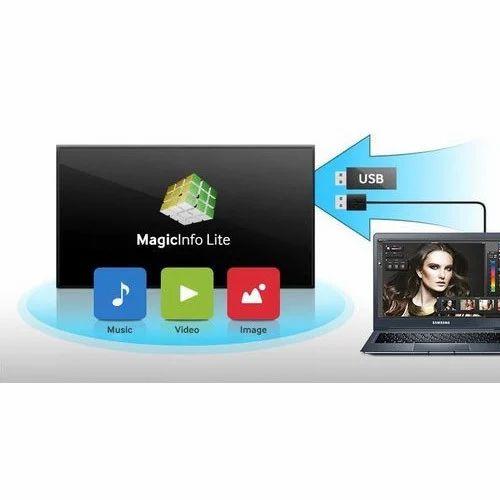 Samsung Digital Displays Dc55e