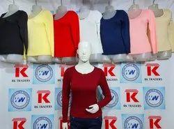 TWELVE COLORS Women WWTC Formal Girls Woolen Sweater, Size: Free