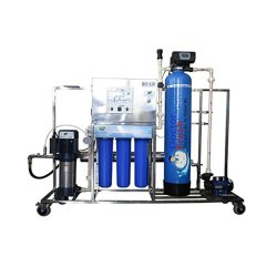 Industrial Water Purifier, Automation Grade: Fully Automatic, 2 kw