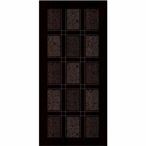Designer Sunmica Flush Door at Rs 4200 /piece | Laminated Flush ...
