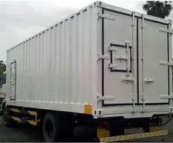Fish Reefer Container
