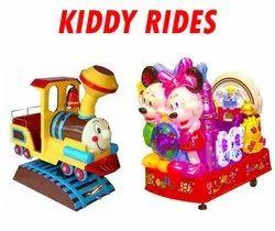 Train Kiddie Rides