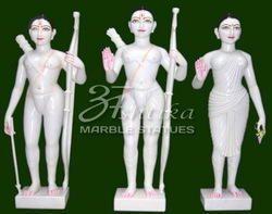 Iskcon Ram Darbar Statue
