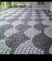 Black Cobble Stones