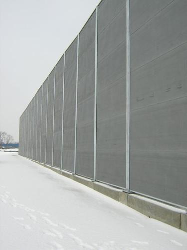NOISE BARRIERS - Highway Noise Barriers Manufacturer from Noida